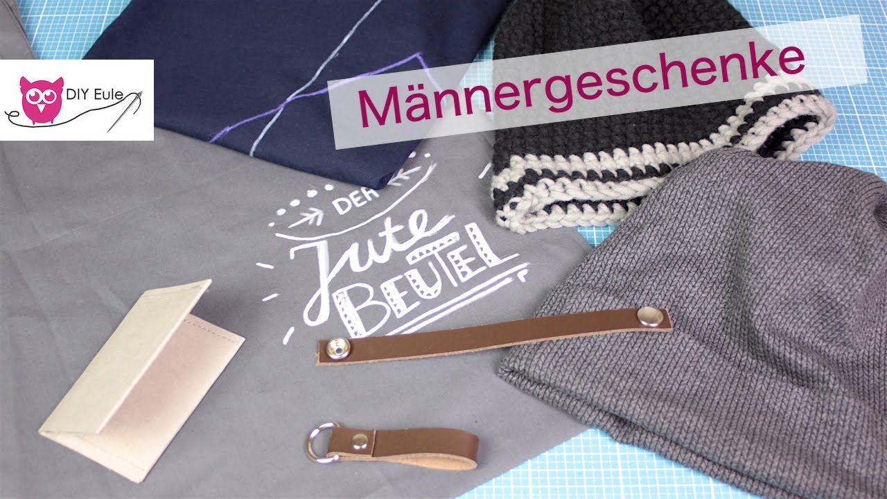 7 Diy Geschenke Fur Manner Youtube