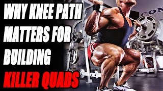 Why Knee Path Matters for Building Killer Quads