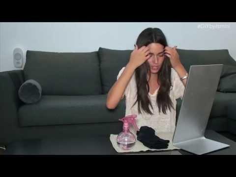 Beauty Home Videos by Ismini: Δημιουργήστε πανεύκολα μπούκλες κομμωτηρίου, χωρίς χρήση θερμότητας!