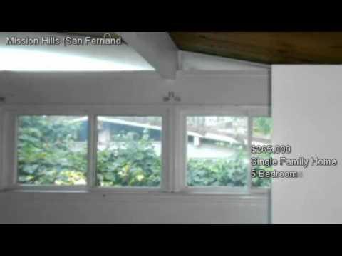 Mission Hills (San Fernando) CA Home For Sale! 10014 Lemona AV