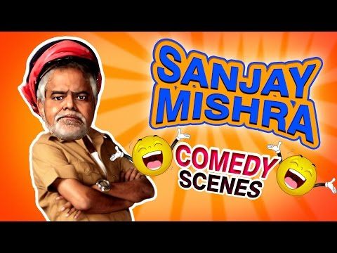Sanjay Mishra Comedy Scenes {HD} - Weekend Comedy Special - Indian Comedy