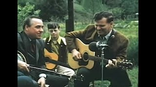 Doc Watson & Earl Scruggs Play At Doc