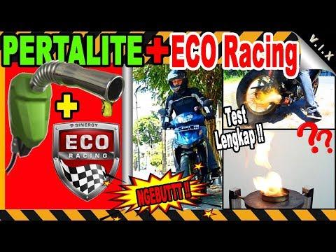 Pertalite Campur Eco Racing Tes Lengkap Daily Menaikan