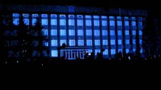 Лазерное шоу Никополь