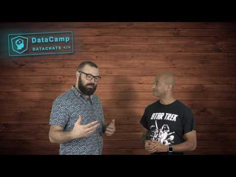 DataChats | Episode 9 | Interview with Dhavide Aruliah