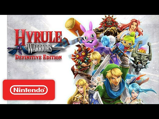 zelda hyrule warriors definitive edition review