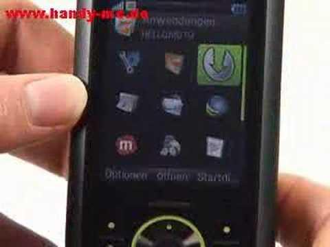 Motorola MOTORIZR Z8 Bedienung