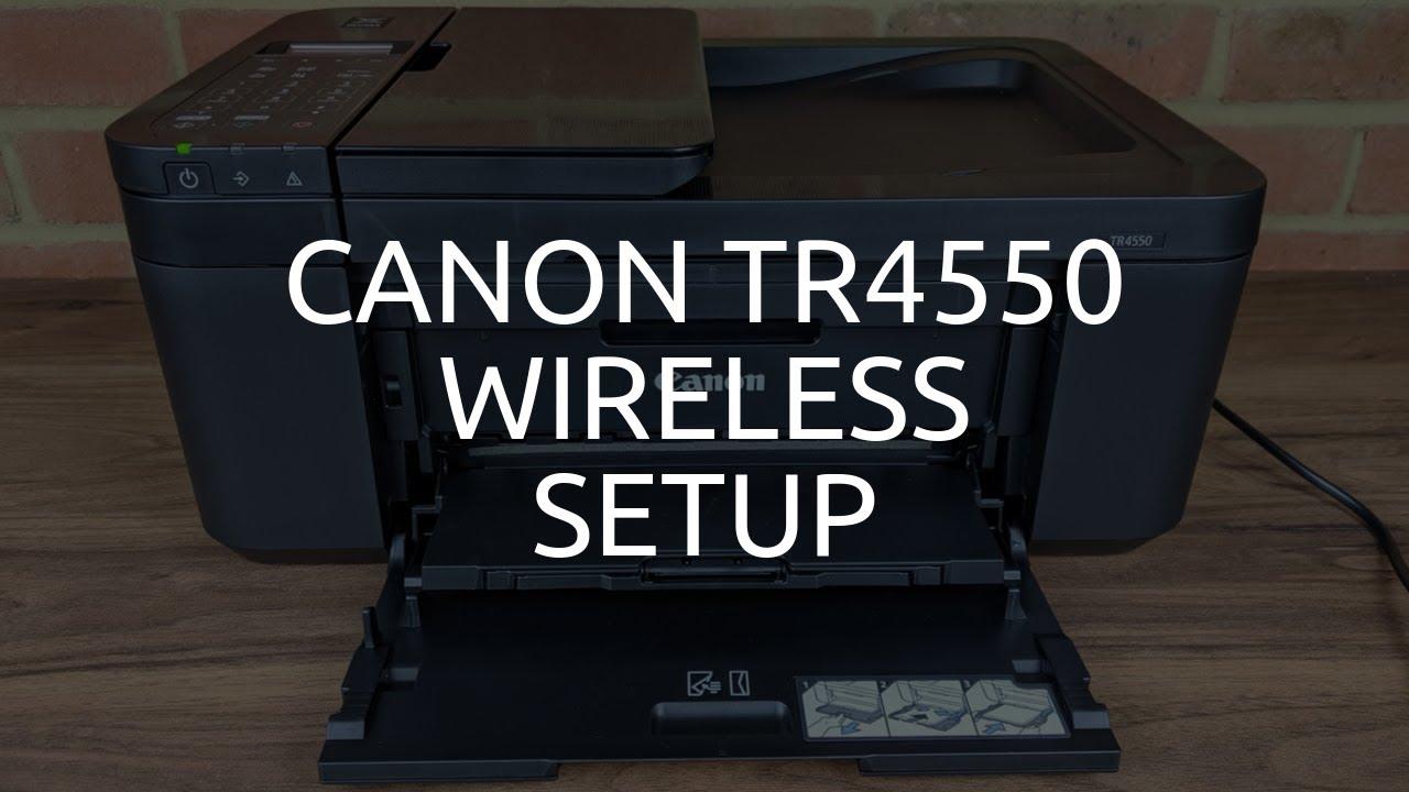 Canon MG20 Wireless / WiFi WPS Setup   YouTube