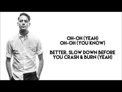 G-Eazy - Crash & Burn (ft.  Kehlani)