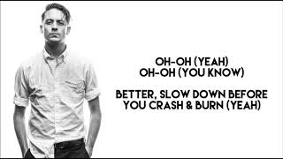 G-Eazy Crash Burn.mp3