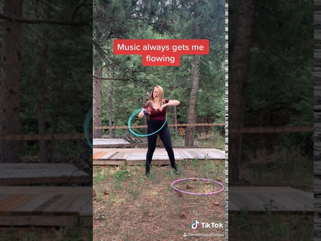 5 Easy ways to get Motivated to Hula Hoop!