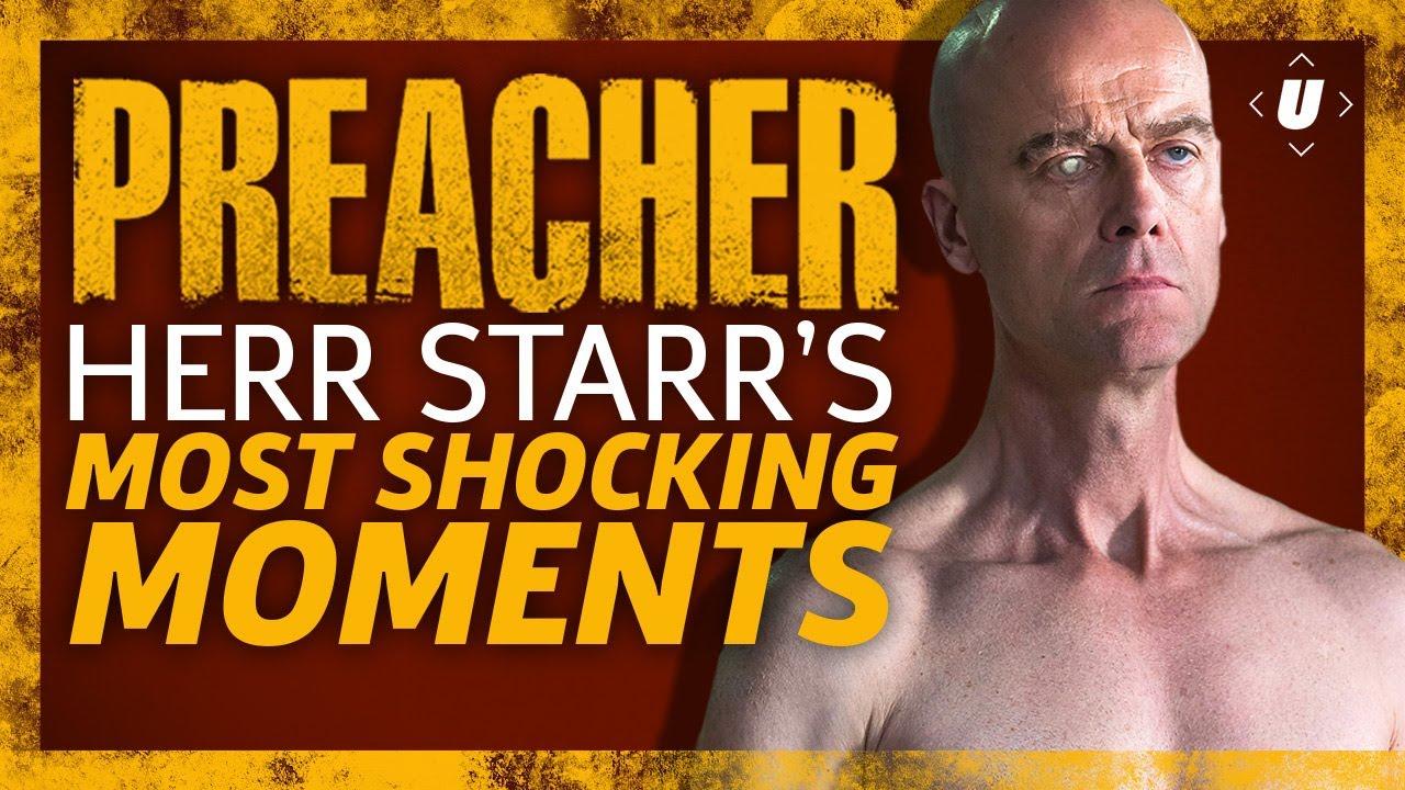 Download Preacher: Herr Starr's Most Shocking Moments