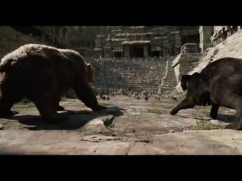 """I Wan'na Be Like You"" - Christopher Walken | Disney's The Jungle Book"