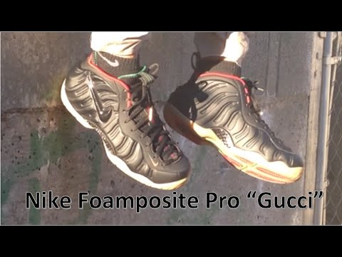 huge selection of ad5e4 55bfd Nike Foamposite Pro