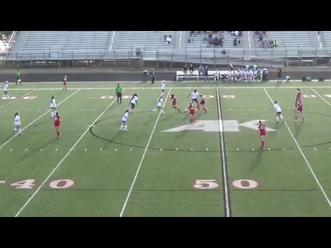 Ardrey Kell Women's Soccer vs Charlotte Catholic High School Part 1
