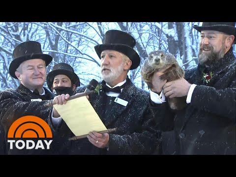 Al Roker On Punxsutawney Phil: 'It's Ridiculous!' | TODAY