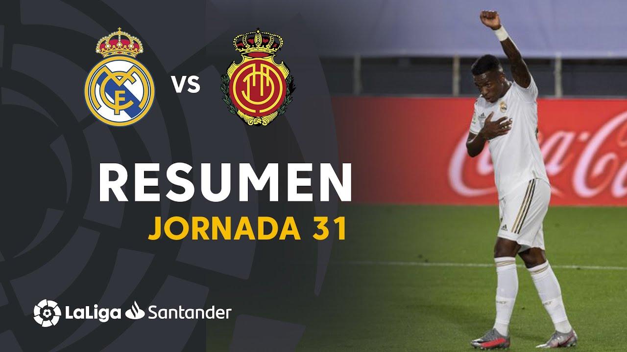 Реал  2-0  Мальорка видео