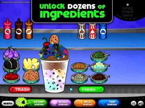 Papas ice creameria cool math myideasbedroom com