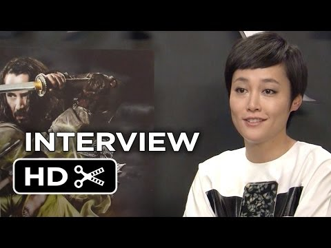47 Ronin Interview - Rinko Kikuchi & Tadanobu Asano (2013) - Action Adventure Movie HD