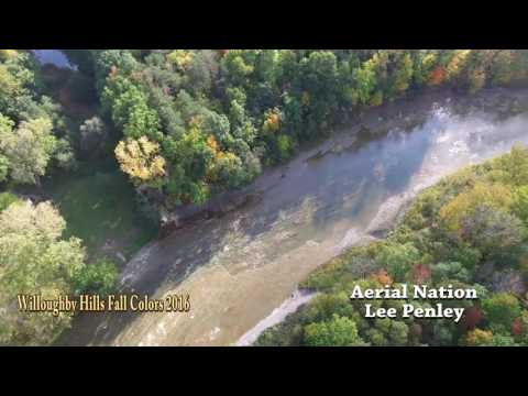 Willoughby Hills Fall Colors 2016