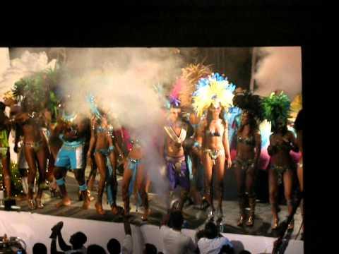 Spice The New World Trinidad Carnival 2012