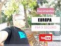 Documentos que usei para entrar na Europa - Diferença de PB4 e Seguro Viagem - Viver em Portugal