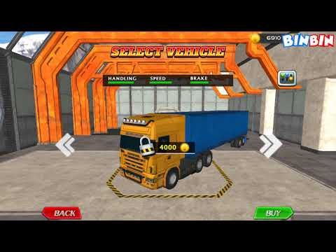 Offroad Cargo Truck Simulator 3D #w | Street Vehicles for Children | Monster Truck for Kids