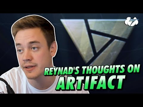 Reynad's Thoughts On Artifact | Game Review