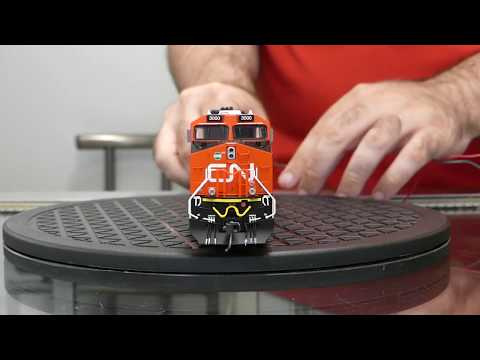 Intermountain Railway CN Tier 4 Gevo Review