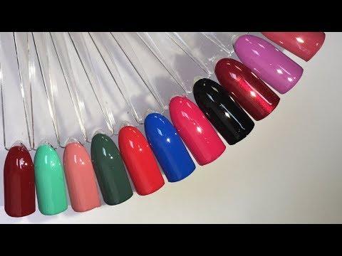 Malva лак для ногтей