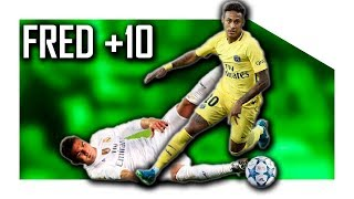 TOP 10 DRIBLES QUE DEIXARAM NO CHÃO