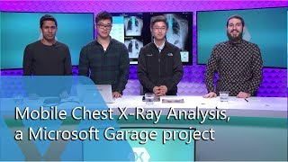 Mobile Chest X-Ray Analysis, a Microsoft Garage project | The Xamarin Show