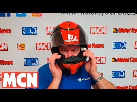 How should a motorbike helmet fit?   MCN