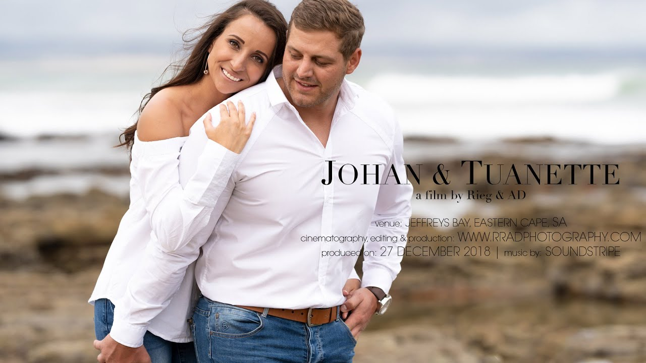 Johan & Tuanette 'Save the date'