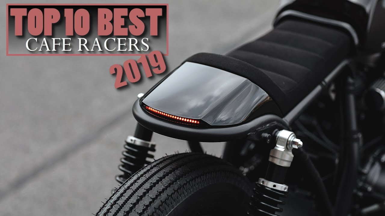 Cafe Racer (2019 Top 10 Best Cafe Racers)