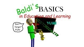 Baldi's Basics Pivot Pack [DOWNLOAD IN DESCRIPTION]