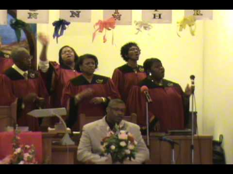 St Paul First Baptist Church Gospel Choir  03/21/10