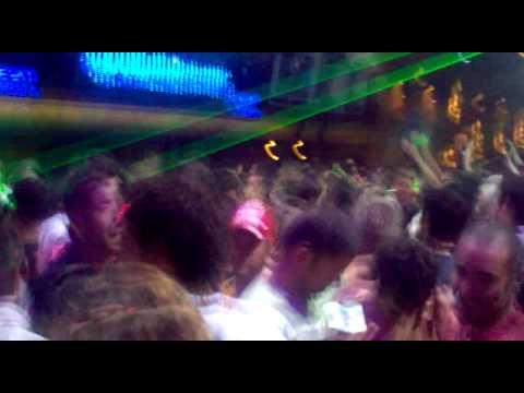 "Paul Van Dyk @ Cream Amnesia Ibiza ""Arola - Dreaming"""