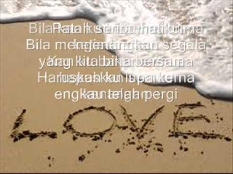 Shila Amzah - Patah Seribu ( lirik )