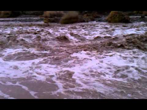 Flash flood, Lake Havasu City 7-13-12