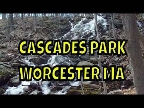 Cascades Park ~ Worcester Ma