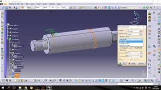 Catia tutorial 2