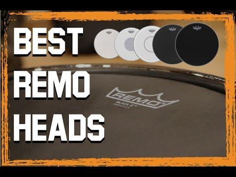 Remo Drum Head Comparison