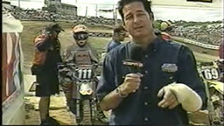 2002 Steel City 125cc Moto 2 (James Stewart Goes For A Record 10 Overall Wins)