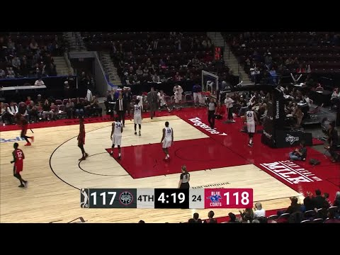 Jonah Bolden Posts 28 points & 16 rebounds vs. Raptors 905