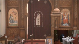 Kiahk Midnight Praises - 2017/12/09 - St. Mark Coptic Orthodox Church, Toronto