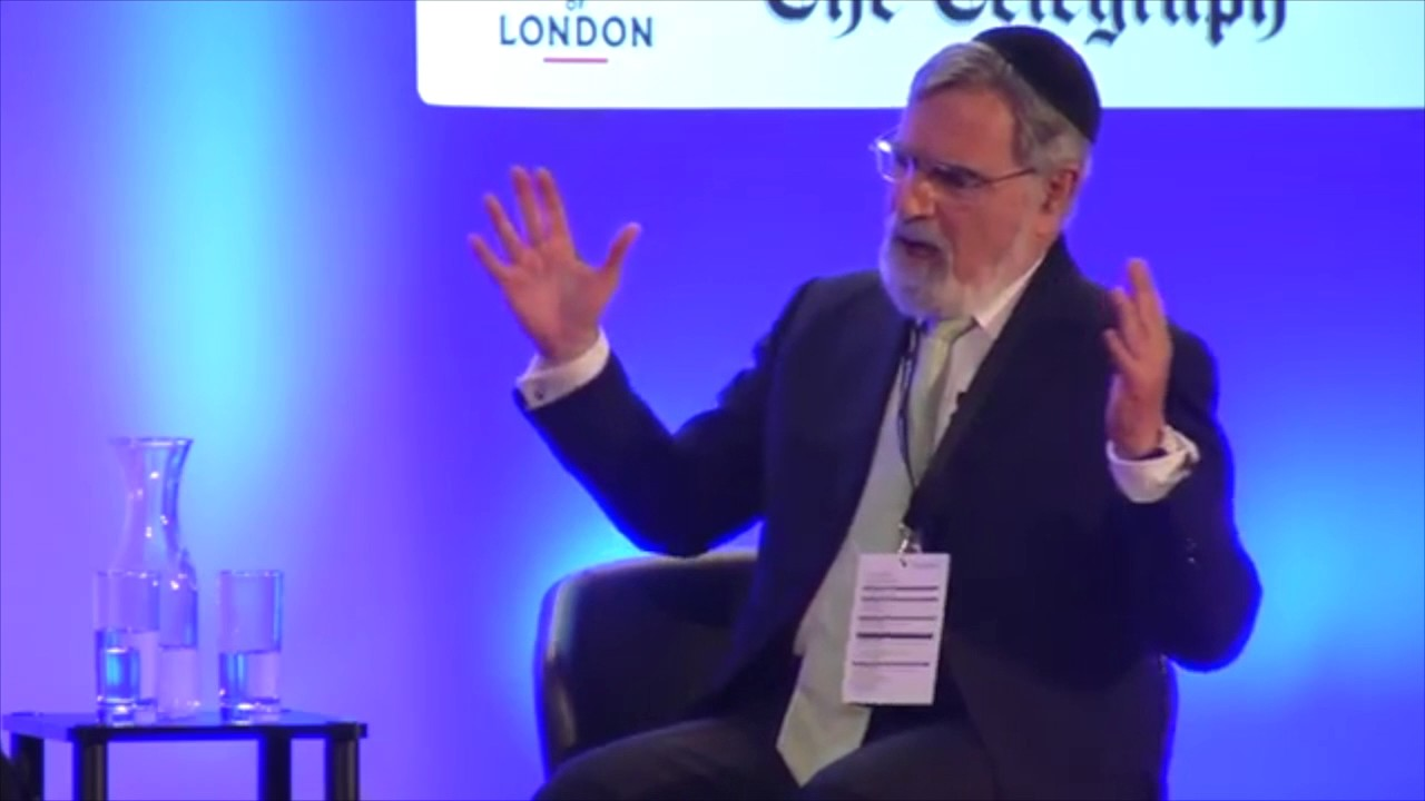 CPS Conference on Security - Rabbi Sacks - Freedom of Worship
