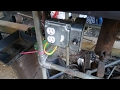Variable Speed Motor Controls for Forge Blowers Etc.