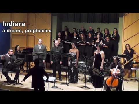 Indiara by Joao MacDowell -  from Tamandua - A Brazilian Opera 2014