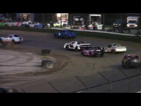 Genesee Speedway Mini Stock Feature 10-26-19